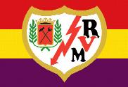 Flag of Republican Rayo Vallecano