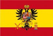 Bandera de España Carlos V