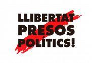 Bandera de Llibertat presos polítics