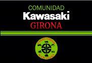 Bandera de Comunidad Kawasaki Girona