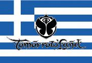 Bandera de TomorrowLand Grecia