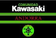 Bandera de Comunidad Kawasaki Andorra