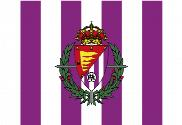 Flag of Real Valladolid