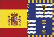Bandera de España Brisbane