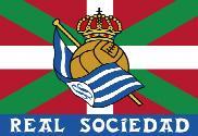 Bandera de País Vasco Real Sociedad
