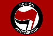 Bandera de Acción antifascista España Maxi