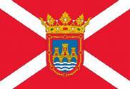 Bandera de Tudela personalizada