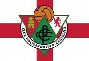 Bandera de Cacereño