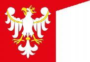 Bandera de Kingdom of Poland