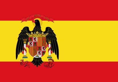 Bandera de España 1977 - 1981