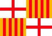 Flag of Barcelona