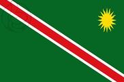 Bandera de Soracá