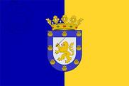 Bandera de Santiago de Chile