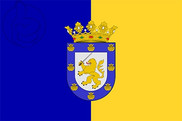 Bandiera di Santiago de Chile