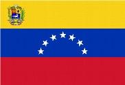Bandiera di Venezuela 7 stelle