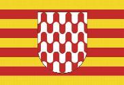 Bandera de Ciudad de Girona