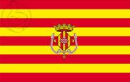 Bandera de Gerona