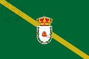 Bandera de Aldeaquemada