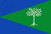 Bandera de Aliseda