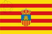 Bandeira do Benissa