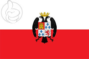 Bandera de Montalbán de Córdoba
