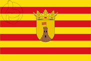 Flag of Pedreguer