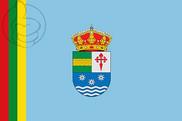 Bandera de Puebla de la Calzada