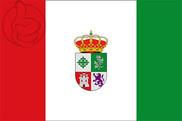 Bandera de Valverde del Fresno