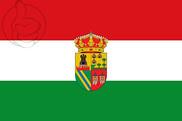 Bandera de Calera y Chozas