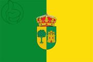 Flag of Montánchez