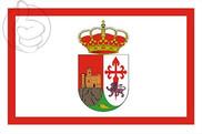 Bandera de Segura de León