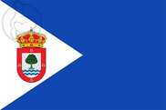 Flag of Alagón del Río