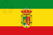 Flag of Almoharín