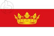 Bandera de Calzada de Oropesa