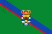 Bandera de Garganta la Olla