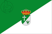 Flag of Ibahernando