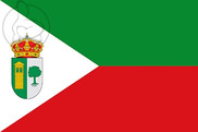 Flag of La Iglesuela
