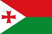 Bandeira do Mesegar de Tajo