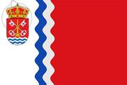 Bandeira do Santa Marta de Magasca