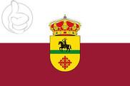 Bandera de Santiago de Calatrava