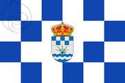 Bandeira do Valdehuncar