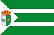 Bandera de Villa del Campo