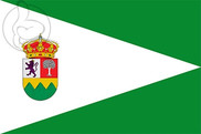 Flag of Villanueva de la Sierra