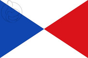 Bandera de El Romeral