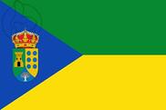 Bandera de Almendral de la Cañada