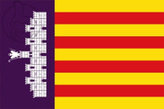 Flag of Mallorca