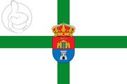 Bandera de Abla