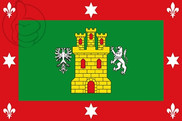 Flag of Castilleja del Campo