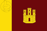 Flag of Castillo de Garcimuñoz