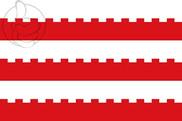 Bandera de Cervera del Llano